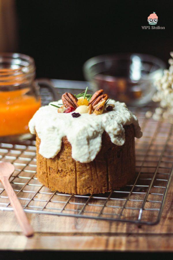 เค้กแครอท อร่อย ง่ายๆ สำหรับคนรักสุขภาพ แครอทที่เต็มไปด้วยวิตามิน