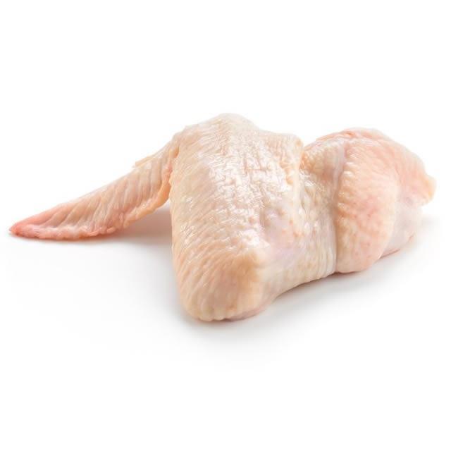 ปีกไก่พะโล้