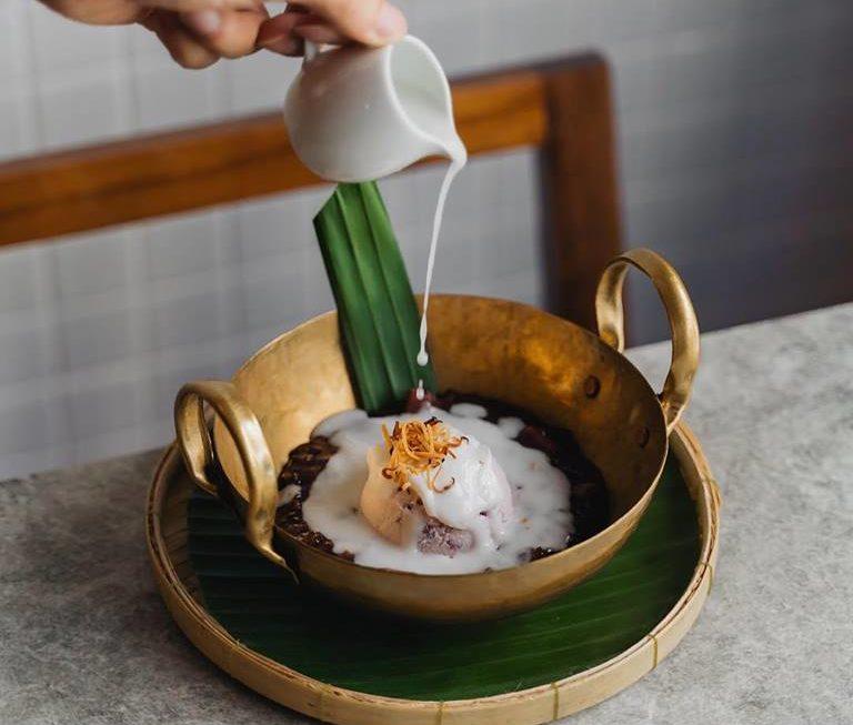 Café ขนมไทย