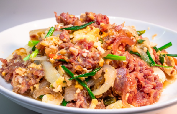เคล็ดลับการทำ เมนูแหนมผัดไข่ ที่มีรสชาติอาหารอร่อยรสชาตินั้นเด็ดดวงถึงใจ
