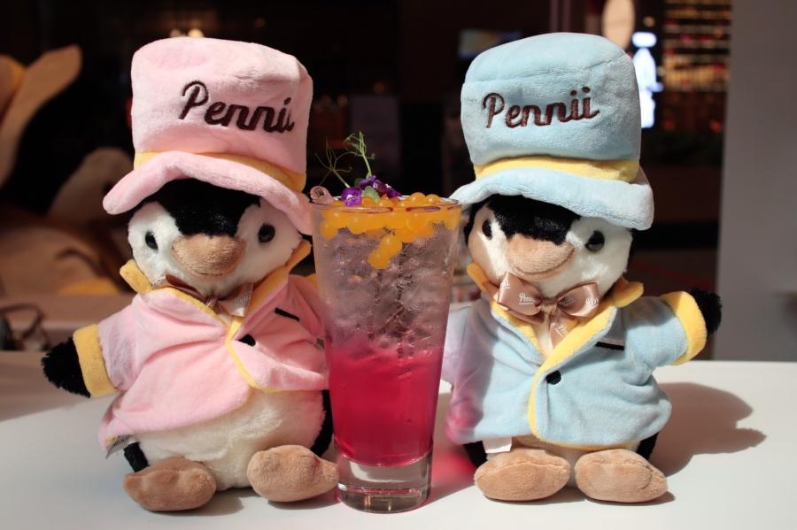 Café ขนมอร่อย -Pennii Popcorn Café