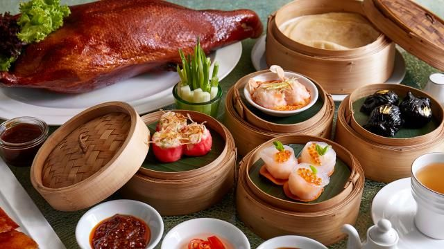 ติ่มซำร้านอาหารจีนหลงฟ่ง