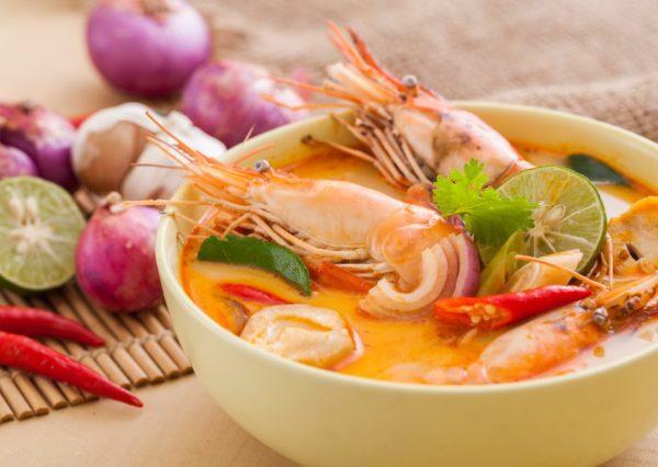 เคล็ดลับ เมนูต้มยำกุ้งน้ำข้น อาหารขึ้นชื่อที่อร่อยสุดของเมืองไทย