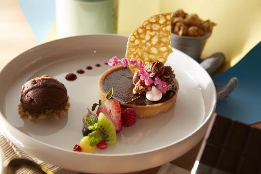Café ขนมอร่อย กับบรรยากาศที่น่านั่งสบาย ๆ และเดินทางสะดวกในกรุงเทพ