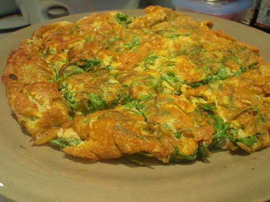 เมนู ชะอมทอดไข่-อาหารพื้นบ้าน
