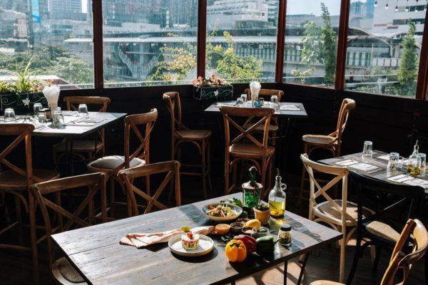 ร้านCrostini Rooftop Cafe' & Restaurant อาหารสไตล์รสชาติอิตาเลียน ที่สายกินต้องลอง