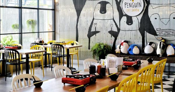 แนะนำชาบูรสเด็ด ร้าน Penguin Eat Shabu สาขา J-Arena ราชพฤกษ์ สายกินไม่ควรพลาด
