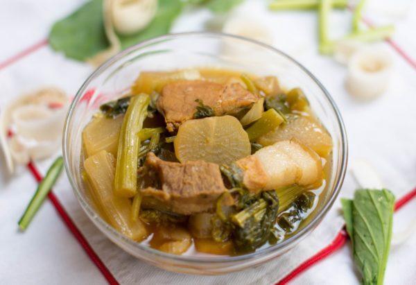 ต้มจับฉ่าย อาหารที่เป็นผักแต่มีรสชาติอร่อยมีประโยชน์ต่อสุขภาพที่สุดเลย