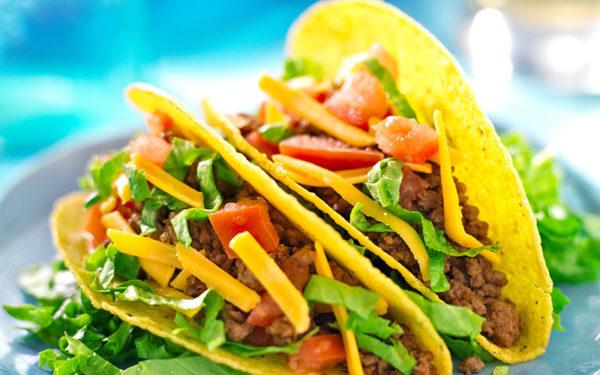ทาโก้  Taco อาหารพื้นเมืองเม็กซิกันรสชาติจัดจ้านถูกใจคนไทยครั้งแรกในงานเฟสติวัล