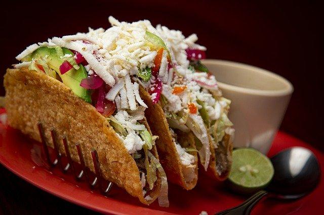 ทาโก้ Taco อาหารพื้นเมืองเม็กซิกัน