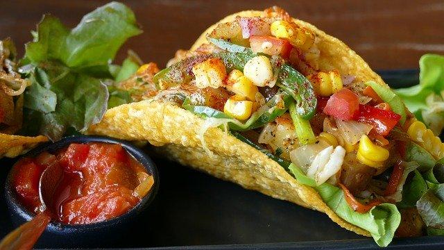 ทาโก้  Taco -รสชาติจัดจ้านถูกใจคนไทย