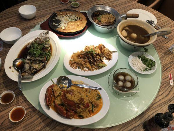 ร้านฮั่วเซ่งฮง ร้านอาหารสไตล์ไทยจีนในระดับตำนาน อาหารเลิศรส