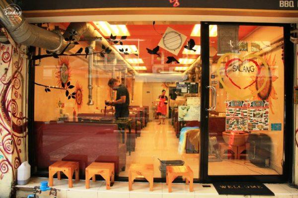 ทานบุฟเฟต์สไตล์เกาหลีย่านพญาไทกับ ร้าน Salang Korean BBQ