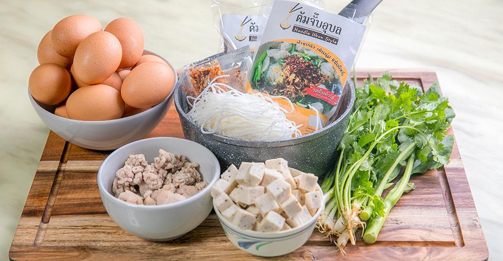 อาหารสไตล์เวียดนาม-วิธีทำก๋วยจั๊บเวียดนาม