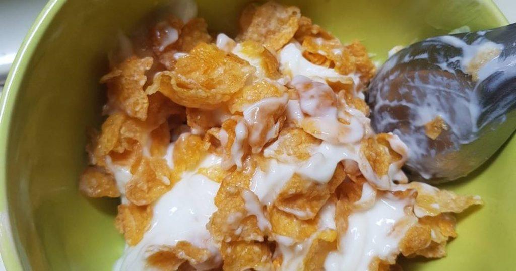 เมนูมื้อเช้าสไตล์สาย ฝ-วิธีทำซีเรียลกรอบอร่อย