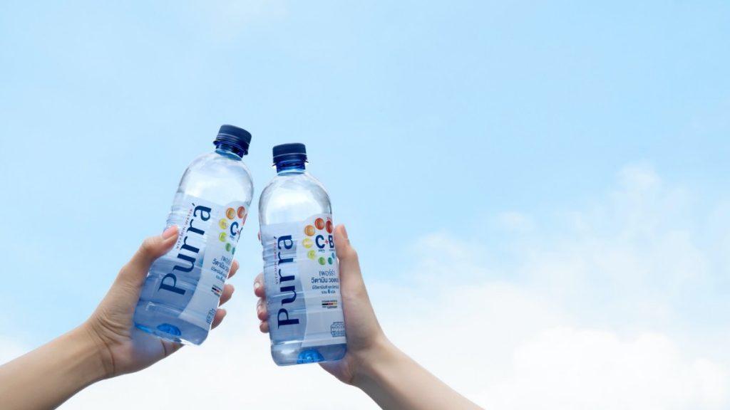 น้ำดื่มผสมวิตามิน-เพอร์ร่า วิตามิน วอเตอร์
