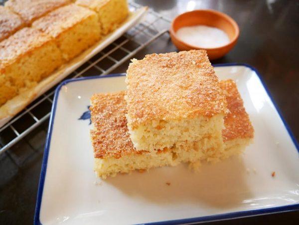 มาหัดทำ ขนมสาลี่กรอบ กับชาร้อนกันไหม ทำกันได้เแบบง่าย ๆ ขั้นตอนไม่ยุ่งยาก