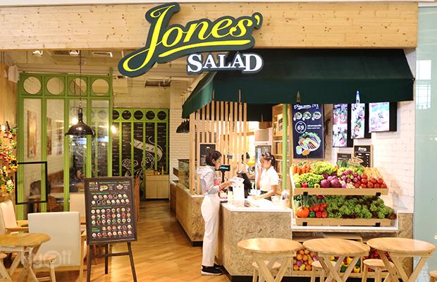 ร้าน JONES'SALAD