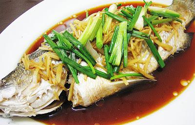 ช่วงโจโฉเข้าครัวกับวิธีทำเมนู ปลากระพงนึ่งบ๊วย เมนูอาหารเพื่อสุขภาพ