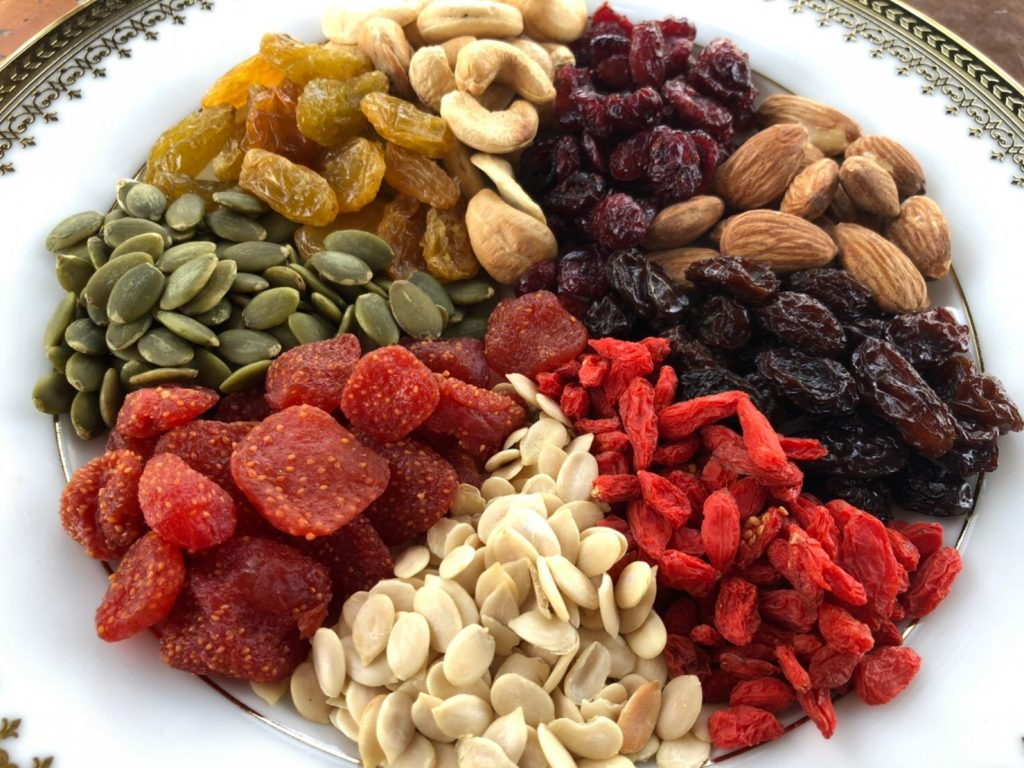 3 อาหารบำรุงสมอง ธัญพืช