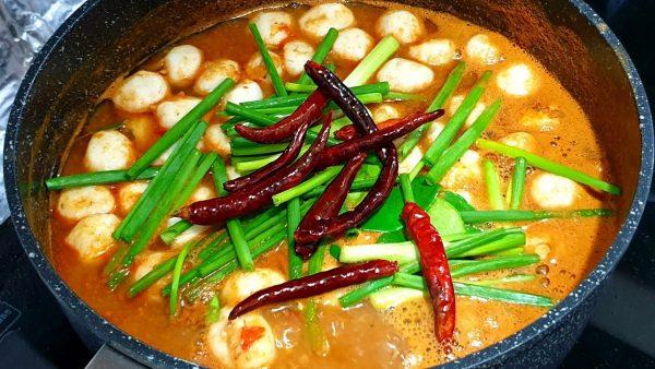 ขนมจีนน้ำยาป่า รสจัดเมนูอาหารจานโปรดของใครหลายๆคน